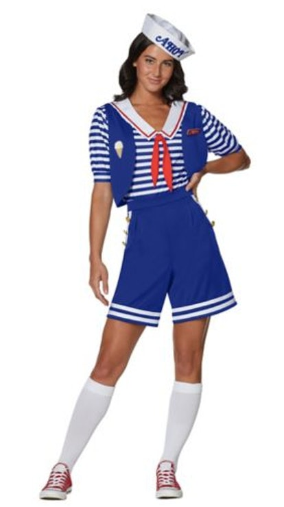 Adult Robin Scoops Ahoy Costume