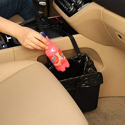 Comfortable Car Garbage Bin