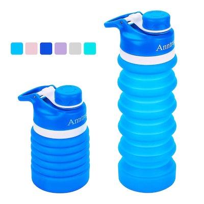 Anntrue Collapsible Water Bottle