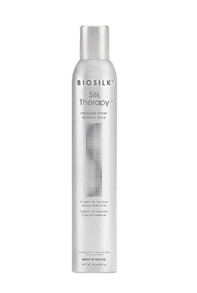 Silk Therapy Finishing Spray Natural Hold