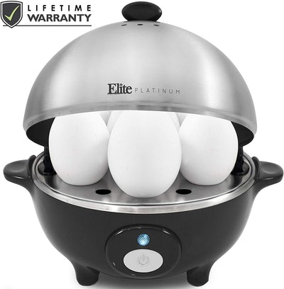 Maxi-Matic Stainless Steel Egg Cooker
