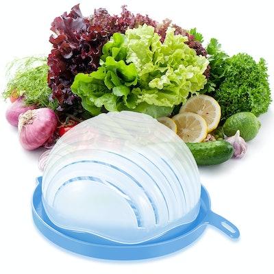 Vegetable Cutter Bowl