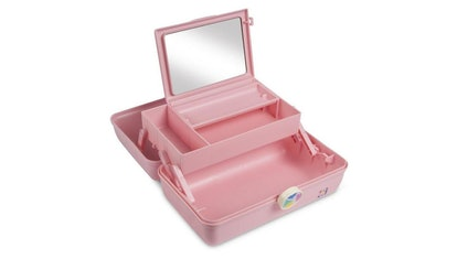 Retro Caboodles On the Go Girl-Millennial Pink