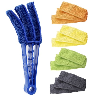 Hiware Window Blinds Duster Brush Cleaner