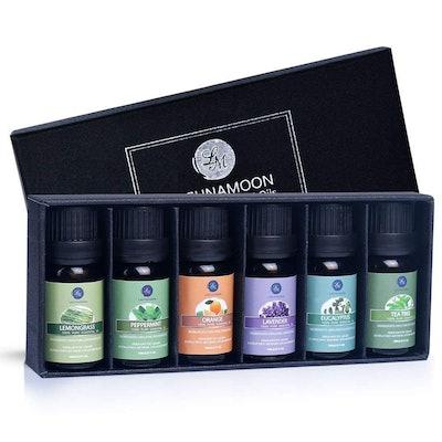 LagunaMood Essential Oil Set (6-Pack)