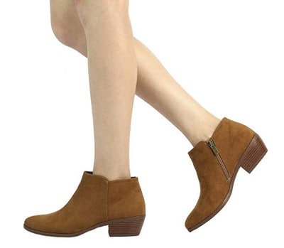 TOETOS Ankle Booties