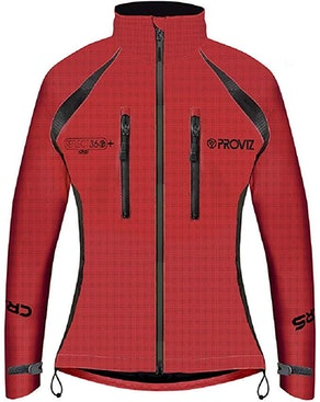 Proviz Reflect360 CRS+ Women's 100% Reflective Cycling Jacket