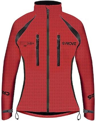 Proviz Reflect360 CRS+ Women's 100% Reflective Cycling Jacket