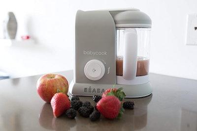 BEABA Babycook 4-in-1 Steam Cooker & Blender