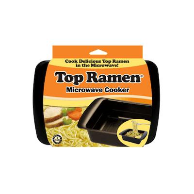 Top Ramen Microwave Cooker