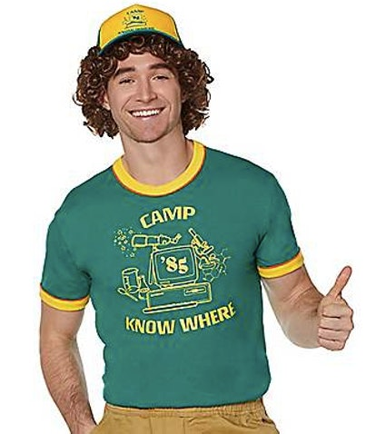"""""""Camp Know Where"""" T-Shirt"""