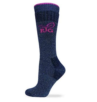 Realtree Girl Heavy Wool Blend Boot Socks