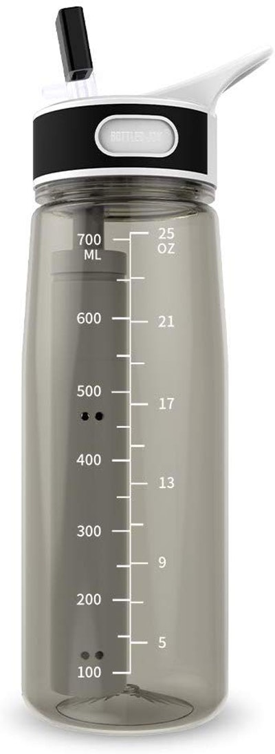 BOTTLED JOY Water Bottle with Filter