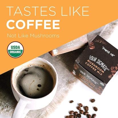 Four Sigmatic Mushroom Coffee (10 Packs)