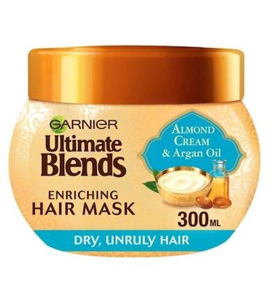 Garnier Ultimate Blends Argan Oil & Almond Cream Dry Hair Treatment Mask