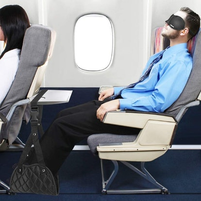 Angemay Travel Footrest