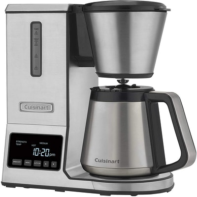 Cuisinart Stainless Steel 8-Cup Coffee Brewer