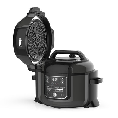 Foodi TenderCrisp 6.5-Quart Pressure Cooker