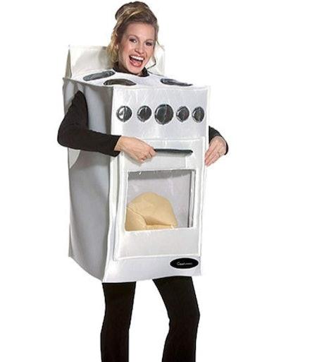 Rasta Imposta Fun Bun in the Oven Costume