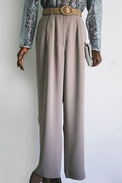 Vintage Giorgio Armani Fluid Trousers