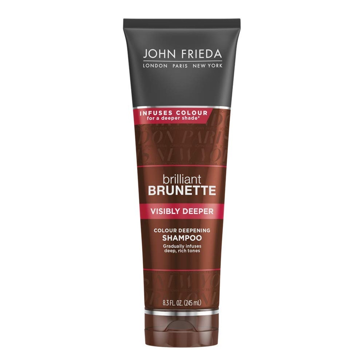 John Frieda Brilliant Brunette Color Deepening Shampoo