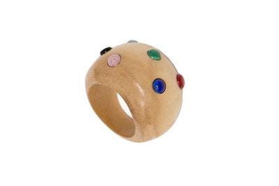 The Confetti Ring