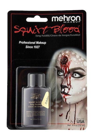 Mehron Makeup Squirt Blood