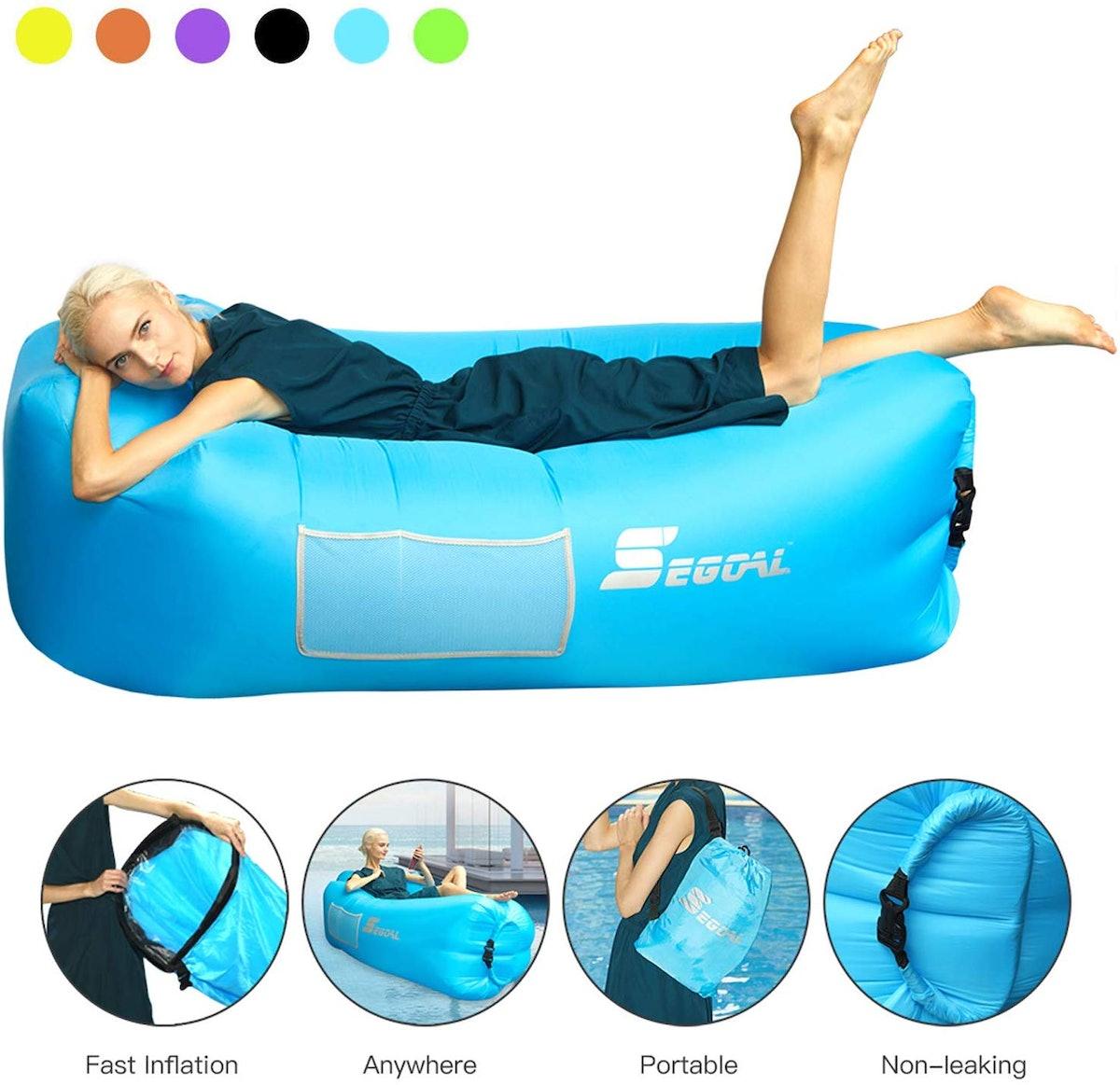 SEGOAL Inflatable Lounger