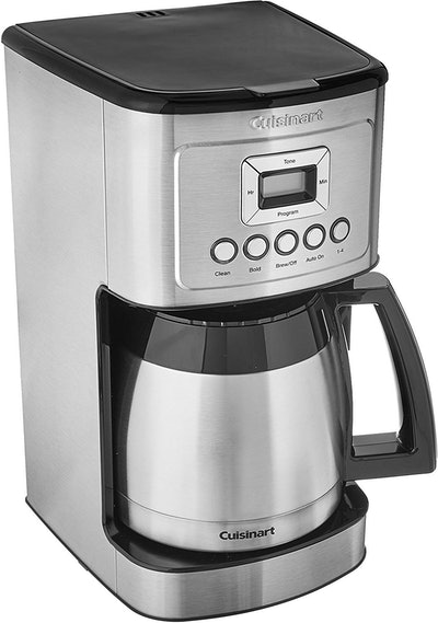 Cuisinart PerfecTemp 12-Cup Stainless Steel Thermal Coffeemaker