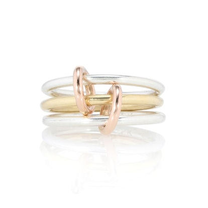 Solarium Gold and Sterling Silver Sing
