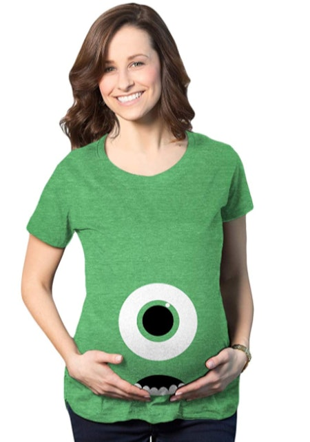Maternity Monster Eyeball Pregnancy Tee