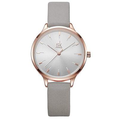 SK Quartz Watch