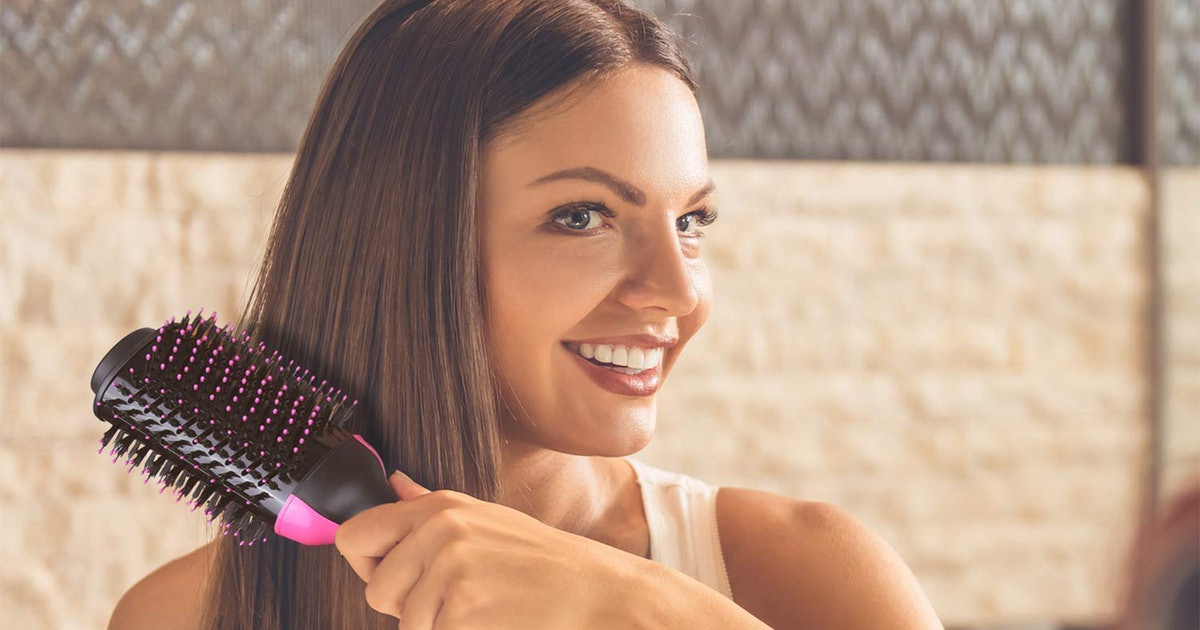 A Heated Brush For A Damn Good Blow Out & 40 Other Highly Rated Products On Amazon