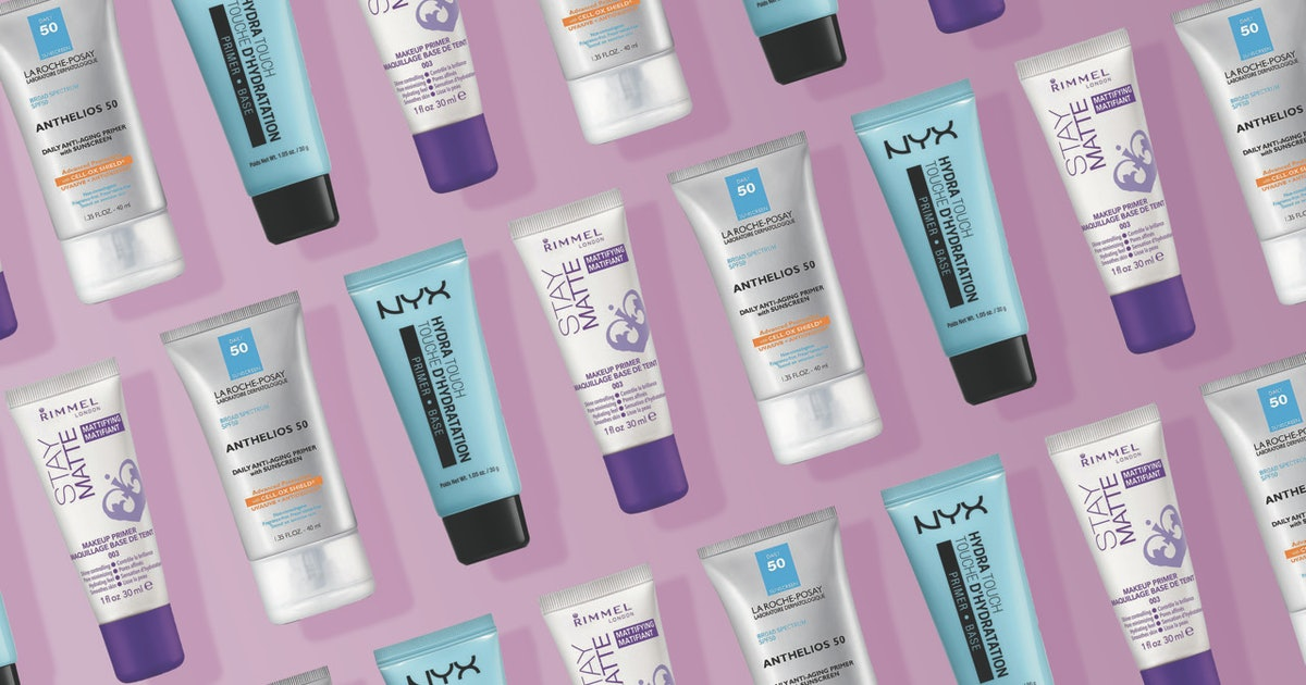 The 5 Best Drugstore Primers