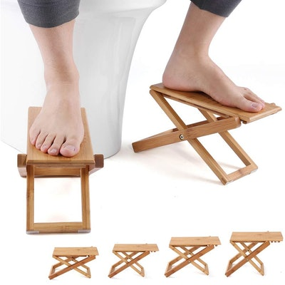 Furniture Life Foldable Toilet Stools