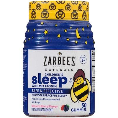 Zarbee's Naturals Melatonin Gummies