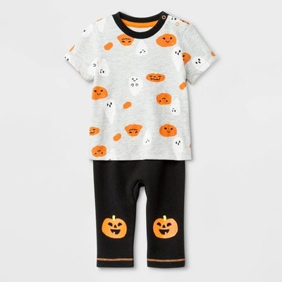 Baby Boys' Top and Bottom Set