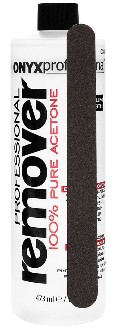 Onyx Professional Acetone Nail Polish Remover