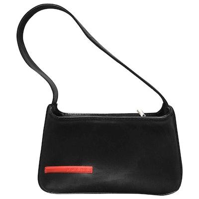 Vintage Prada Leather Handbag