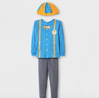 Toddler Blippi 2-Piece Pajama Set