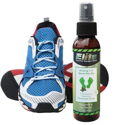 Elite Sports Shoe Deodorizer and Foot Spray