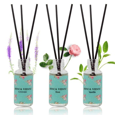 Binca Vidou Reed Diffusers (3-Pack)