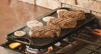 Lodge Reversible Griddle Pan