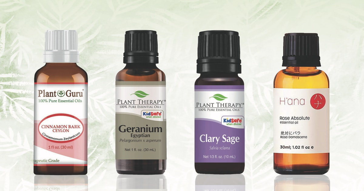 The 7 Best Essential Oils For Menstrual Cramps