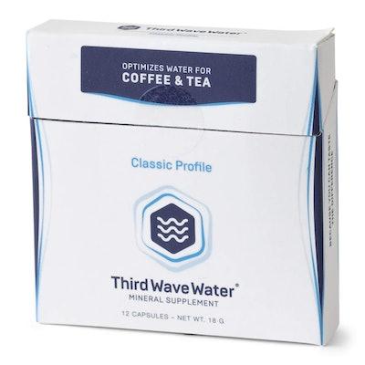 Third Wave Water Enhanced Coffee Water