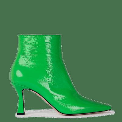 Lina Boot Shiny Apple