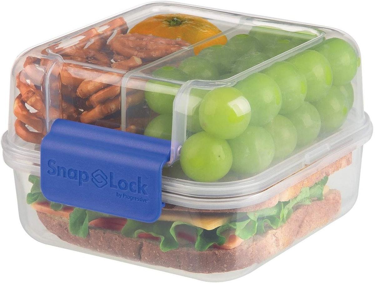 SnapLock Lunch Cube