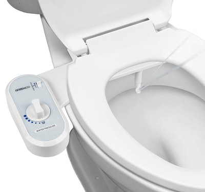 Greenco Bidet Seat Attachment