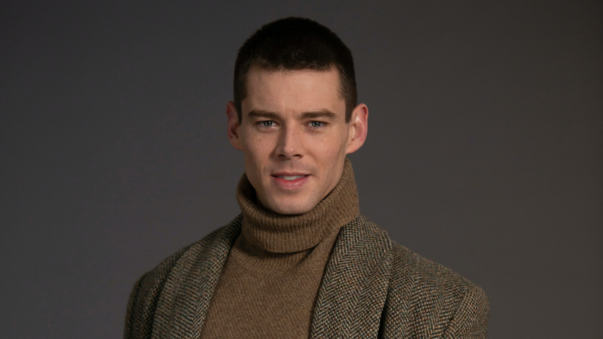Who Is Brian J. Smith? 'World On Fire's Webster Feels A Real ...