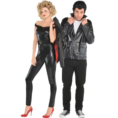 Sandy Greaser and T-Bird Couples Costumes